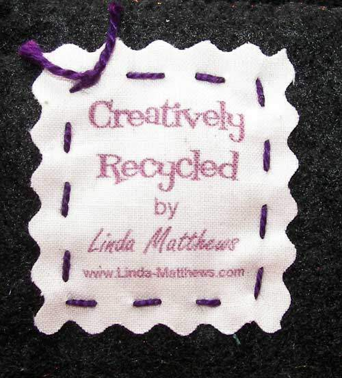 Etichete textile personalizate diverse variante
