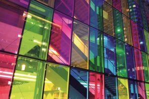 Folii colorate transparente